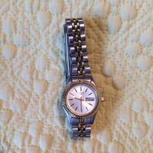 Ladies Citizen Quartz Gold/Silver Watch